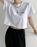 All About Me Crop T-Shirt