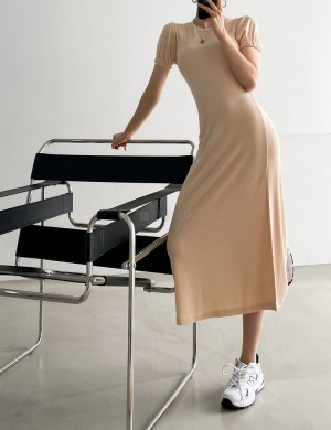 Essential Fitted Tshirt Dress