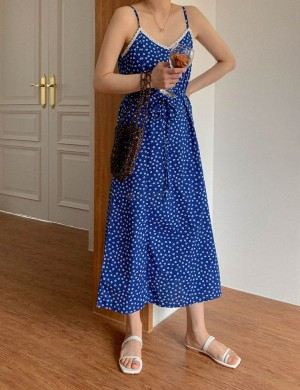 Sunny Day Floral Maxi Dress