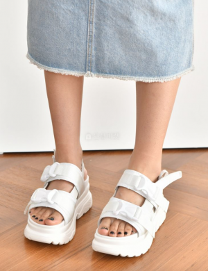Buckle me In Sandals