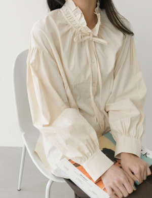 Frilly Frill Blouse