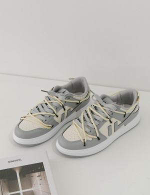 Beth Two Tone Sneakers
