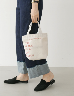 Letter to you Canvas Eco tote Bag